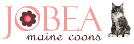 Jobea Maine Coons Logo